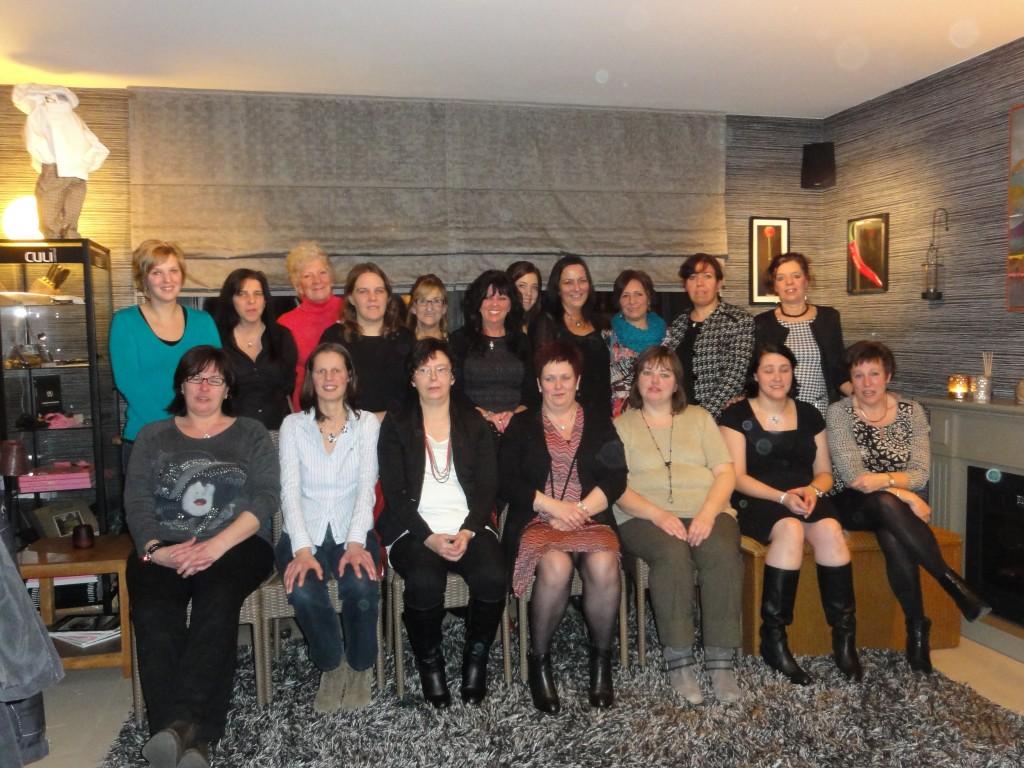 Domus Dienstencheques Berlaar Team Foto 2014